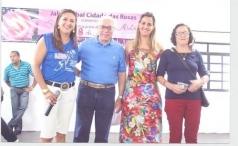 Comemorando o Dia Internacional da Mulher - CDL Jaboticabal 2015
