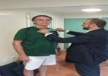 Bolsonaro vai se reunir na próxima quarta-feira com Temer.