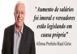 Câmara de Jaboticabal aprova reajuste para Vereadores e Prefeito em 2017